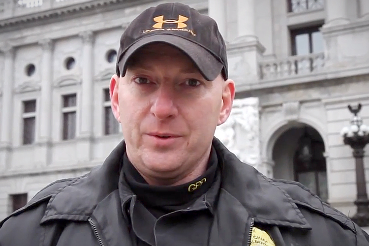 Chief Mark Kessler suspended for using public property in violent video rant