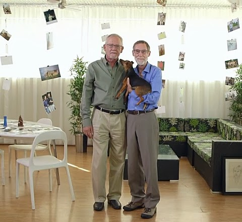 Warren and Ed have been in love for 42 years.  Isn't it time they are allowed to get married in Oregon?