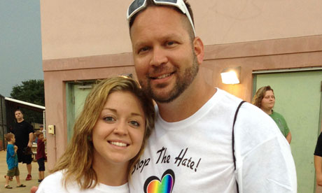 Kaitlyn Hunt, pictured with her father, has accepted a plea deal regarding felony child abuse charges