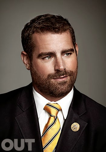 Pennsylvania state Rep. Brian Sims honored by OUT as one of this year's OUT100