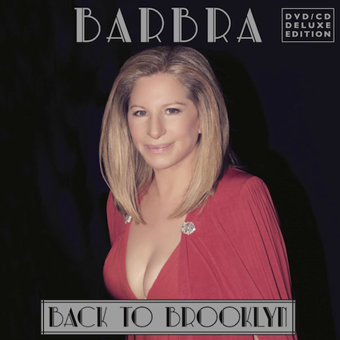 Barbra Streisand's latest concert was recorded for DVD and CD to be released November 25, 2013