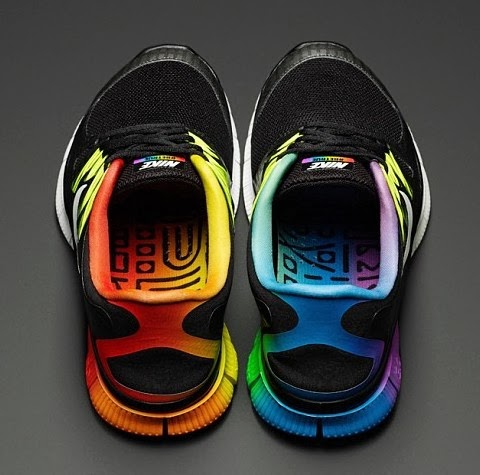 Nike - sporting goods giant - launches new PAC to support passage of marriage equality in Oregon