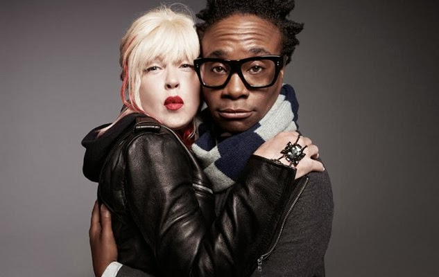 Tony Award-winners for Broadway's Kinky Boots Cyndi Lauper and Billy Porter featured in annual GAP ad campaign