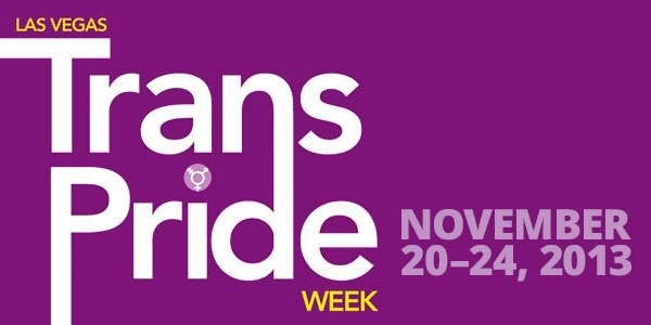 The first ever Trans Pride Week will take place this week in Las Vegas, NV