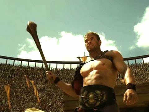 """New trailer for the upcoming film """"The Legend Of Hercules"""" starring a shirtless Kellan Lutz!"""