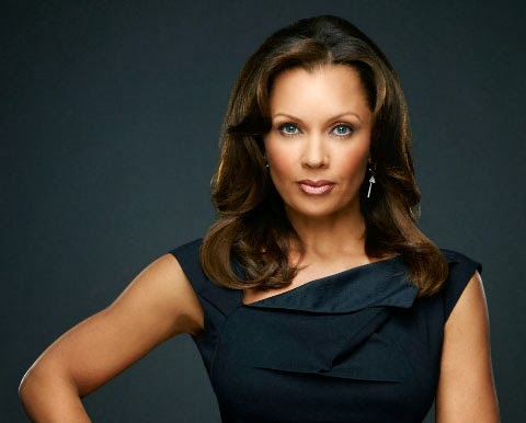 """The fab Vanessa Williams nominated for her work on """"666 Park Avenue"""""""