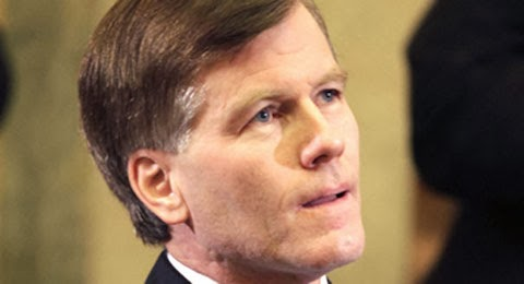 Former Governor of Virginia Bob McDonnell was indicted today, along with his wife, of 14 felony charges for accepting lavish gifts and vacations