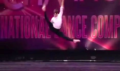 Ricky Ubeda of So You Think You Can Dance