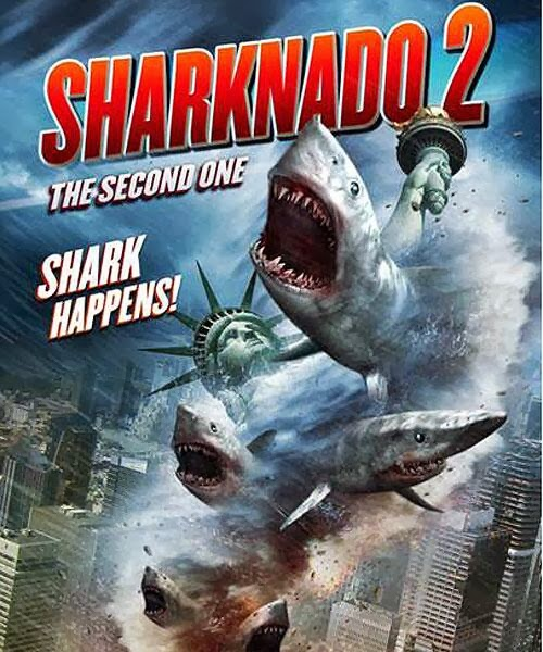 Sharknado 2 to debut on SyFy Channel July 31st