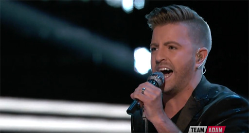 """Billy Gilman's spectacular performance of """"Anyway"""" by Martina McBride on The Voice"""