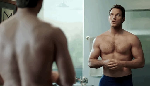 Action movie star Chris Pratt stars in new Michelob Ultra commercial set to air during the Super Bowl