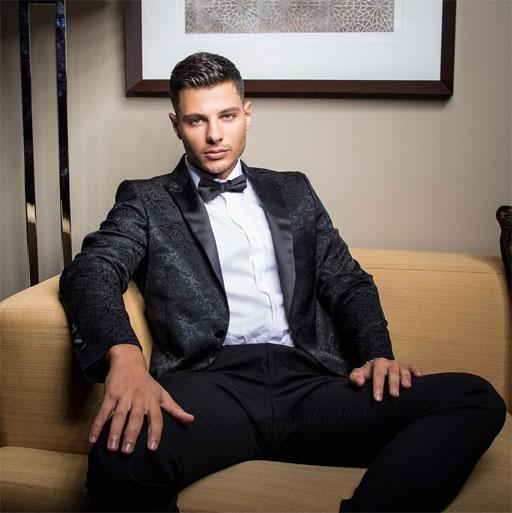 Australian chef and author Jordan Bruno named Mr. Gay World 2018