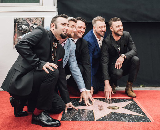At the ceremony honoring NSYNC with a star on the Hollywood Walk of Fame, Lance Bass spoke about his fears of coming out and how it might have affected not only him but his bandmates.