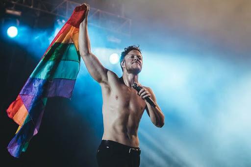 LGBTQ ally Dan Reynolds, of Imagine Dragons, wants the Mormon Church to rethink how it views LGBTQ youth