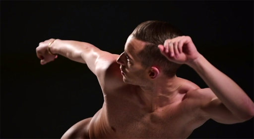 Out Olympian Adam Rippon bares all for ESPN Magazine's Body issue