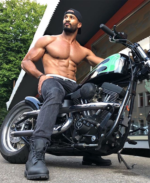 InstaHunk Joel Green is ready to take you on a ride :)
