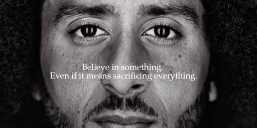 Ten days after Nike's new Colin Kaepernick ad provoked calls for boycotts, shares hit an all-time high, closing at $83.47 Thursday.
