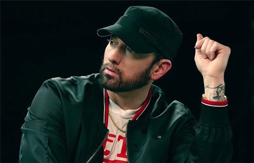 After getting slammed for using homophobic language (again) on his latest album, rapper Eminem has now addressed the debacle expressing regret over his choice of words.