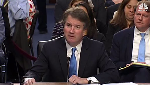 It was revealed this past Wednesday that Supreme Court nominee, Judge Brett Kavanaugh, has been accused of sexual misconduct back in his high school days.   Now, the accuser has come forward - Christine Blasey Ford, a college professor who's been widely published in academic journals.