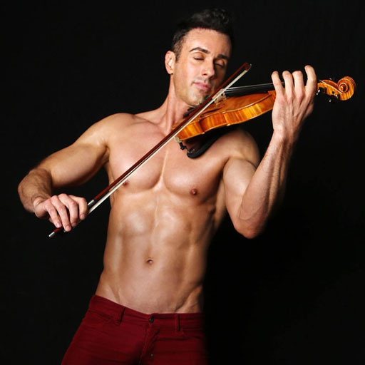 On this week's episode of The Randy Report podcast,  I'm chatting with Matthew Ohlshefski - who you may know better as YouTube's Shirtless Violinist.