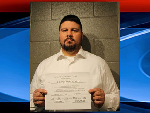 Former Oklahoma state Sen. Shortey was sentenced today to 15 years in prison plus 10 years of supervision upon release from prison.