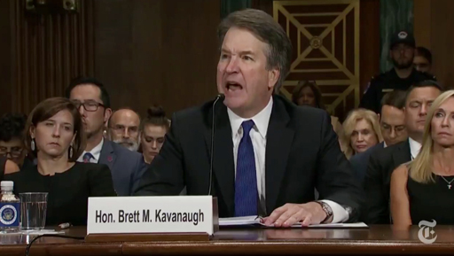The U.S. Senate voted to confirm Judge Brett Kavanaugh to the U.S. Supreme Court today by a vote of 50-48.