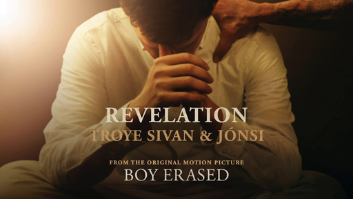 """""""Revelation,"""" the first single from the soundtrack of the upcoming movie Boy Erased, has been released and it's everything you want it to be."""
