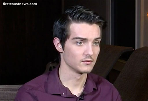Randall Coffman of Florida is being evicted from his new apartment for being gay