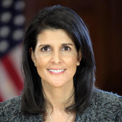 CNBC is reporting former U.S. Ambassador to the United Nations Nikki Haley is now getting $200K per appearance, plus rides in private jets, to give speeches to corporations at private events.