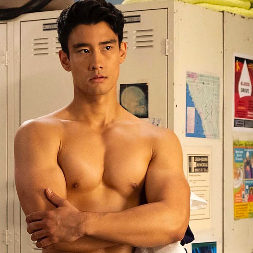 • The hunky Alex Landi, who plays out Dr. Nico Kim on Grey's Anatomy, tells Attitude Magazine that he just wants to do his best when portraying roles regardless of his sexuality or his character's.