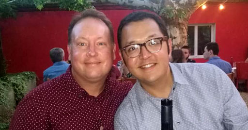 A Dallas area wedding venue has been dropped from a major wedding planning site for turning away a gay couple's business.