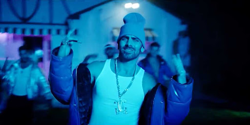 """Deaf activist and model Nyle DiMarco has dropped his own special version of Ariana Grande's latest music video, """"7 Rings."""""""