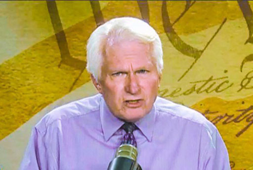 """Hate group leader Bryan Fischer tweets, """"Is America ready for a homosexual president? If Cory Booker turns out to be gay, he is disqualified. Cannot have a man who engages in sexually deviant behavior in the White House."""""""