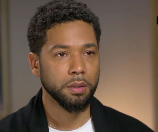 "According to Chicago's CBS2, police now believe Empire actor Jussie Smollett staged the now-infamous homophobic attack in Chicago last month because a threatening racist letter didn't get a ""bigger"" reaction."