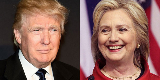 Why is Trump so obsessed with Hillary?