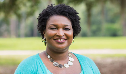 Axios is reporting former Vice President Joe Biden is considering making his announcement to run for the White House in 2020 a two-fer by also announcing Georgia Democrat Stacey Abrams as his running mate.
