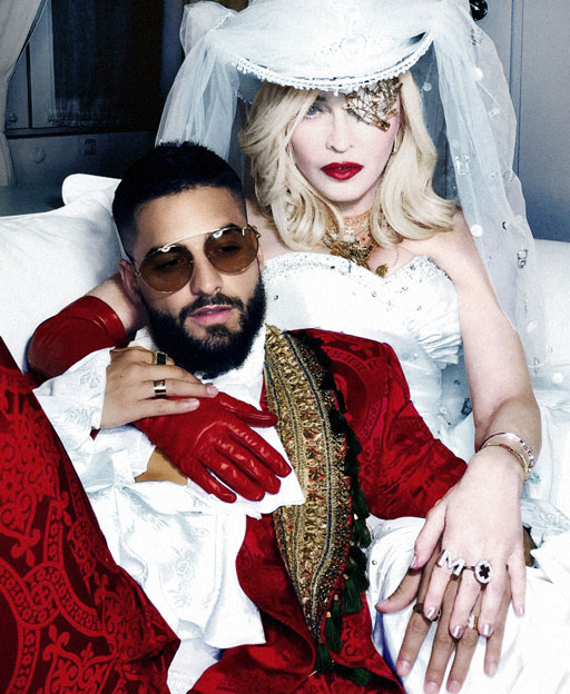 """Get your first listen to the latest from Madonna - the lead single from her upcoming album, Madame X, titled, """"Medellín."""""""
