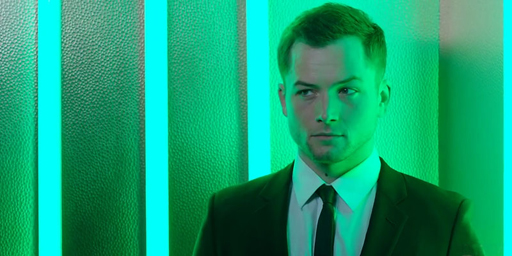 As Kingsman star Taron Egerton prepares for the release of his latest cinematic adventure - playing Elton John in the upcoming musical fantasy biopic Rocketman - the handsome actor makes an unexpected admission.