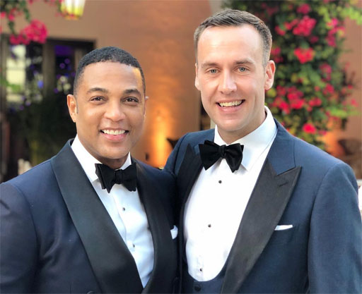 CNN Tonight anchor Don Lemon announced he is engaged to boyfriend Tim Malone after the real estate agent popped the question while celebrating his birthday.
