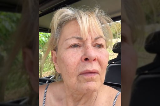 """Roseanne Barr takes to her YouTube channel to come out as 'queer' - """"I put the 'Q' in LGBTQ"""""""