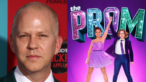 """Hollywood super-producer/director Ryan Murphy (Pose, American Horror Story, GLEE) has announced he's bringing another queer story to the small screen.  Murphy announced on his Instagram Wednesday that he will turn the new Broadway musical, The Prom, into a Netflix """"movie event."""""""