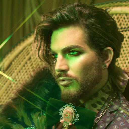 """Adam Lambert drops the lead single, """"New Eyes,"""" from his upcoming album Velvet, and it's a groovilicious affair."""