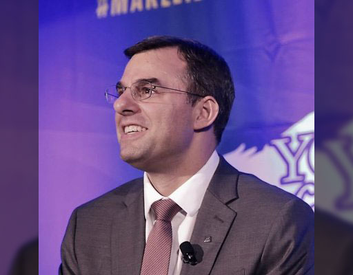 Rep. Justin Amash surprised some folks earlier the month when he became the first Republican in Congress to call for impeachment proceedings against Donald Trump.
