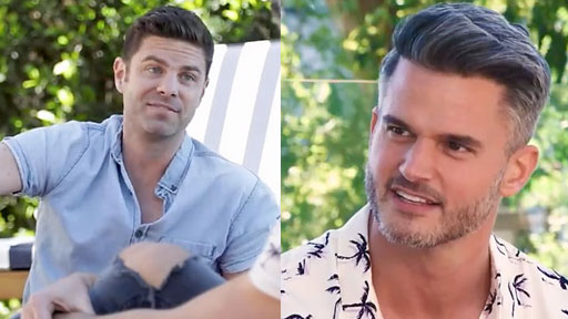 """Therapist Matthew Dempsey has a new web series, Cost of Two Sandwiches, where he sits down picnic style to offer his brand of """"queer psychotherapeutic guidance"""" to LGBTQs who are struggling with personal issues like coming out, dating, religion, sex and body image.  In the latest episode, Dempsey chats with Sterling - a gay man who loves being single, but also thinks he wants a serious relationship."""
