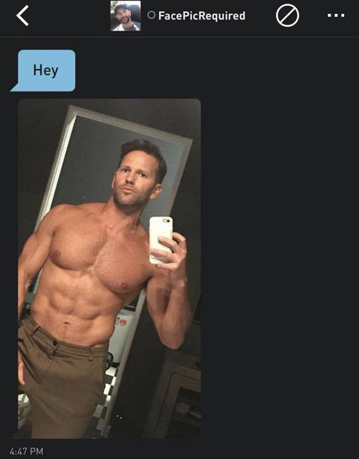 More naked selfies of 'totally-not-gay' Aaron Schock are making their way around the interwebs