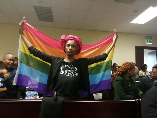 In a major victory for LGBTQ rights, Botswana's highest court has struck down the African nation's laws that made same-sex relations a criminal act.