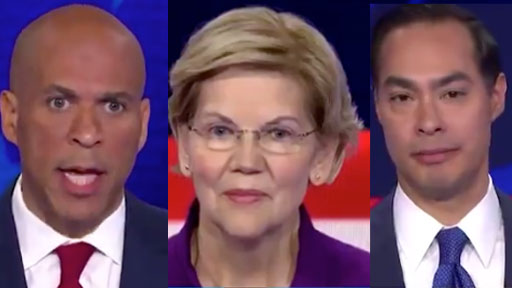 The first Democratic National Committee (DNC) debate of the 2020 presidential election cycle took place last night in Miami and, as expected, there were a few surprises.