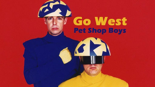 """A """"must-have"""" when it comes to Pride Month music, the Pet Shop Boys cover of """"Go West."""""""