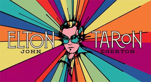 "International pop star Elton John teamed up with his big screen Rocketman doppelgänger, Taron Egerton, for a new song, ""(I'm Gonna) Love Me Again."""