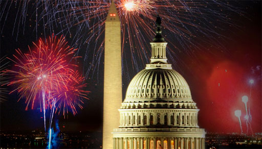 While the Defense Department scrambles to make Donald Trump's 'ego rally' come to fruition, I want to make sure you all know that the REAL 4th of July celebration - A Capitol Fourth - is still happening across Washington D.C. tonight at 8/7c on PBS.